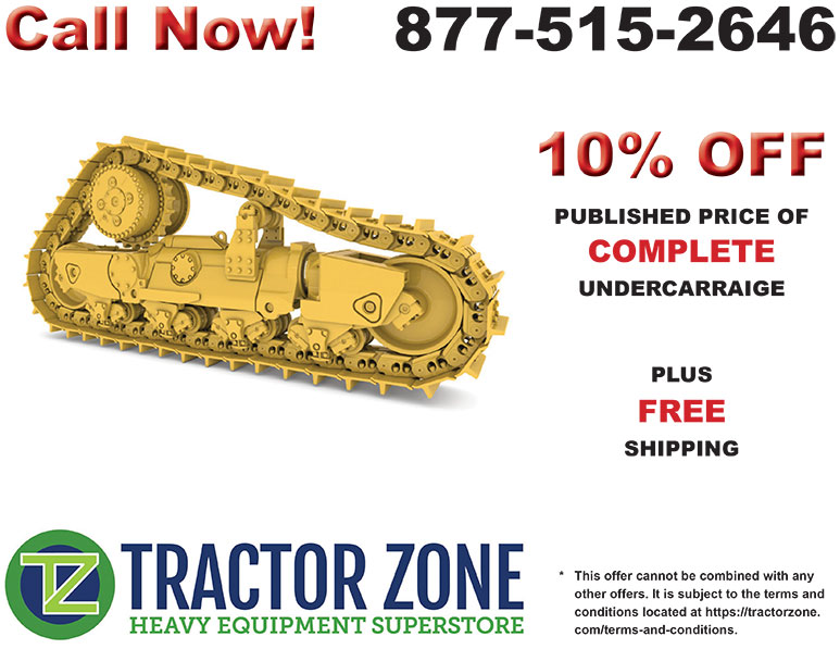 Aftermarket Undercarriage Parts for Sale   Call 877-515-2646