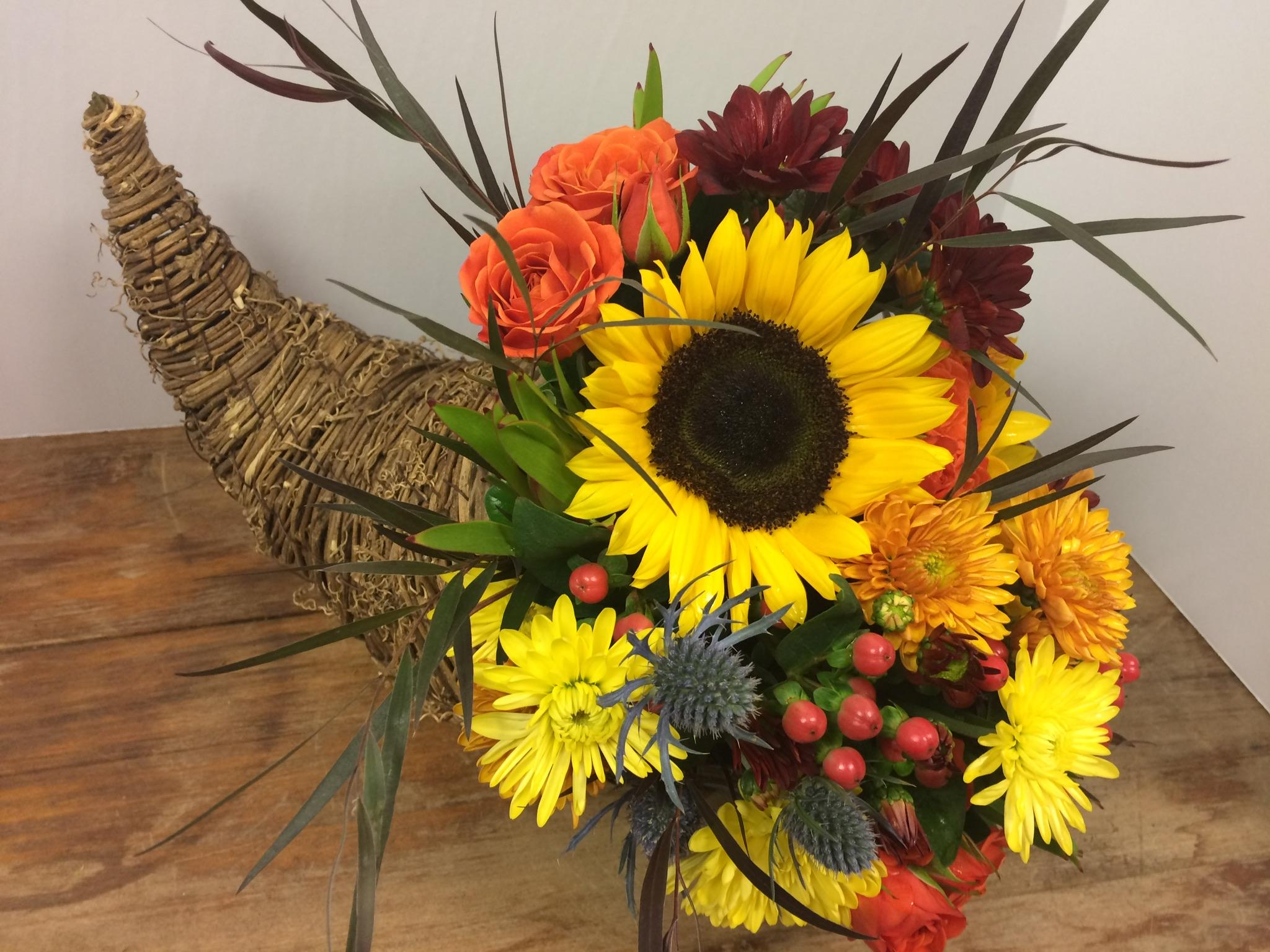fresh small fall flower wedding gallery