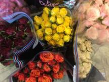 Loose Cut Spray Roses