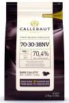 Callebaut Extra Dark Belgium Chocolate Callets 70.5%