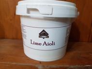 Lime Aioli 1.5kg