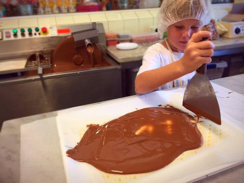 Chocolate Making Workshop for Children The Treat Factory Berry
