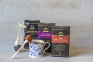 Belgian Milk Chocolate Stirring Spoon with Marshmallow