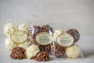 White Chocolate Haystacks