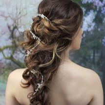 'Catelyn' Extra Long Hair Vine