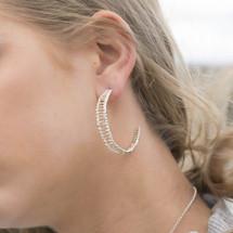 ASTERIAS_statement_earrings_sterling_silver_handmade_Aurum_Iceland