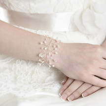 Milo Branched Pearl Bracelet