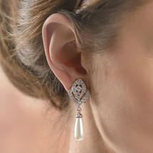 'Dido' Clip-On Earrings
