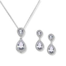 Rosie_teardrop_earrings_necklace_jewellery_set_teardrop_bridal_jewellery_bridesmaids_jewellery