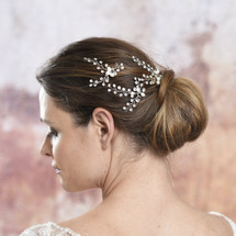 Ester Classic Statement Bridal Hair Pins (Set of 3)