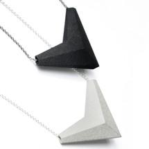 V-Shaped geometric  Pendant