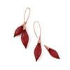 VLUM_Pairs_handmade_earrings_Boucles_Croisees_Bourgeons_nylon_threading__gold_plating