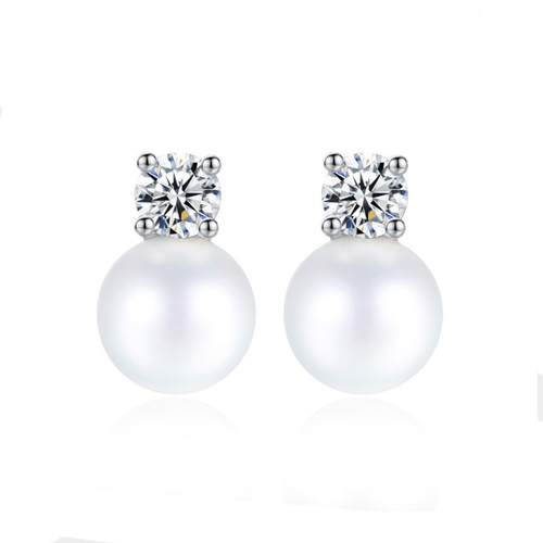 bridal_jewellery_faux_pearl_cubic_zirconia_stone_earrings_bridemaids_jewellery