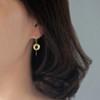 earrings_drop_dangle_gold_plating_sterling_silver_circles_medium