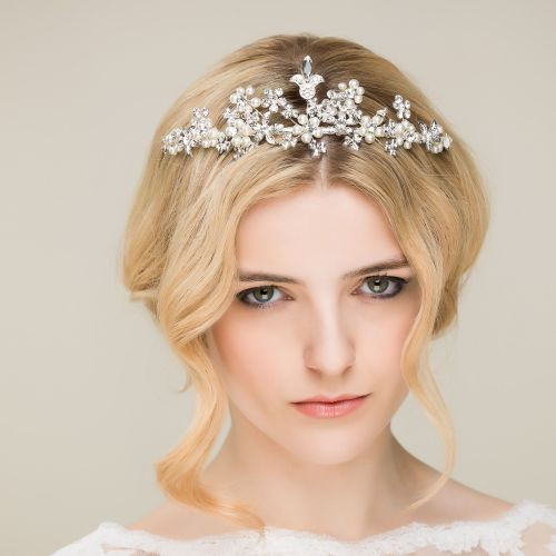 'Magdalen' Heirloom of Yester Tiara