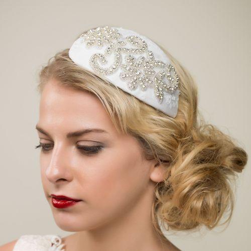 Twenties Beauty 'Alexander' Cap Headband