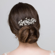 'Sasha Great Gatsby' Vintage Inspired Diamante Wedding Hair Comb