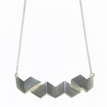 DV Jewellery at Lily Luna Edinburgh Futuristic jewellery contemporary