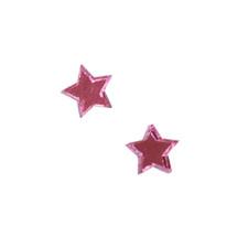 Laser Cut Star Stud Earrings