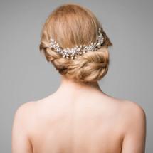 'Addison' Daisy Flower Hair Vine