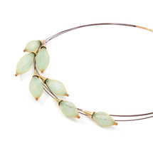 'Collier-Pineux' Short Necklace  vlum