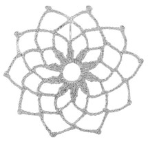 Art Nobile - Sterling Silver Mandala Necklace