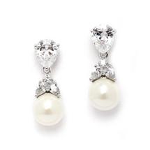 'Moana' Pearl Earrings