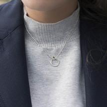 nanook_necklace_handmade_sterling_silver_Aurum_Iceland