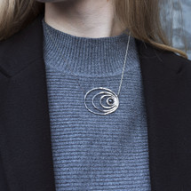 Aurum_Iceland_sterling_silver_nanook_eye_necklace_statement_short