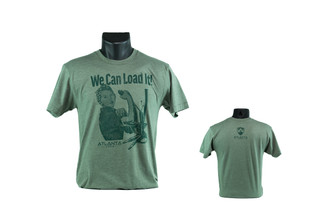 Green We Can Load It T-Shirt
