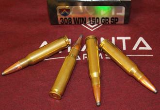 308 WIN 150GR SP CASE