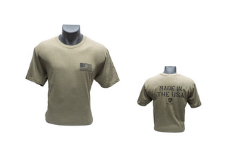 Made In the USA Shirt – Army Green