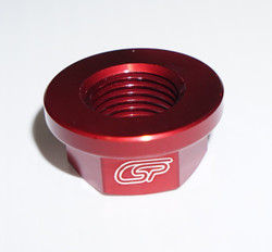 CSP BETA AXLE NUT