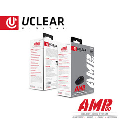 UCLEAR AMPGO HELMET HEADSET