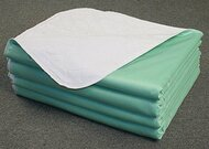 Nobles Reusable/ Washable Waterproof Bed Pad for Children or Adults (Size 54 X 35)