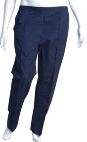 Crest® Basic Color Navy Scrub Uniform Pants - Pack of 5 (Size-L - #292-Tall)