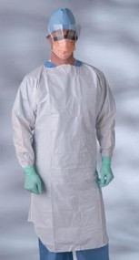 Disposable Isolation Gowns - Thumbs up Style, X-large Size (40/cs)