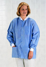 Antistatic Classic Lab Jackets (Case of 30) (4X)
