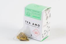 Unwind-Relax & Unwind. 15 Organic Herbal Pyramid Tea Bags