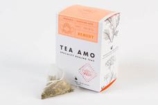 Remedy-Cold, Flu & Immunity. 15 Organic Herbal Pyramid Tea Bags.