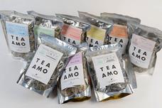 Bulk Refill Pyramid Tea Bag Packs - 120 Biodegradable Pyramid Teabags