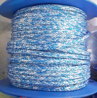 Rope 5mm Super light Polyspec - Blue (per metre)