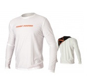Magic Marine Cube Quick Dry Shirt - White LS.
