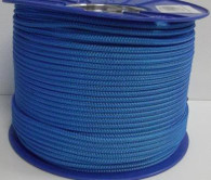 Off cut - 3mm Pre Stretched line - Blue 6.65m