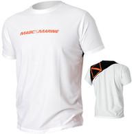 Magic Marine Cube Quick Dry Shirt - White SS