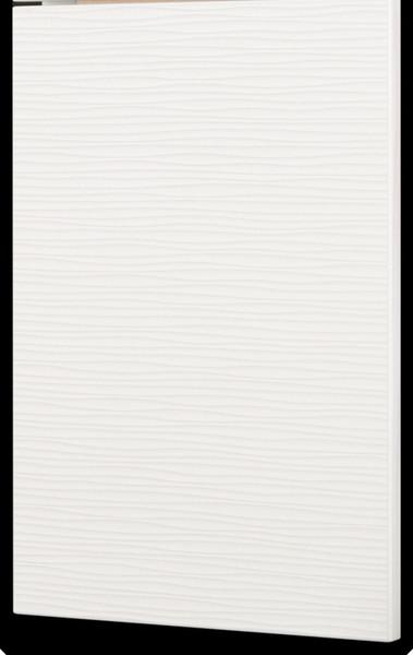 Contour White Medina Laminate Cabinet Door