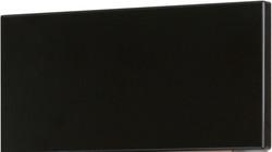 Black Laminate Drawer Front