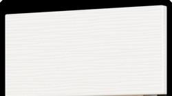 Contour White Medina Laminate Drawer Front