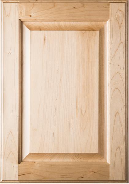 Square Raised Panel Maple Cabinet Doors I Conover Nc