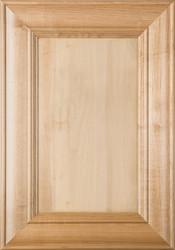 """Belmont"" Maple Flat Panel Cabinet Door (Paint Quality)"